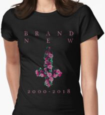 2000 - 2018 Women's Fitted T-Shirt
