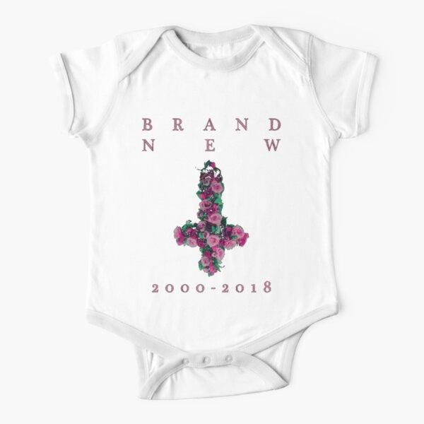 2000 - 2018 Short Sleeve Baby One-Piece