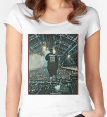 """MARA""  Women's Fitted Scoop T-Shirt"