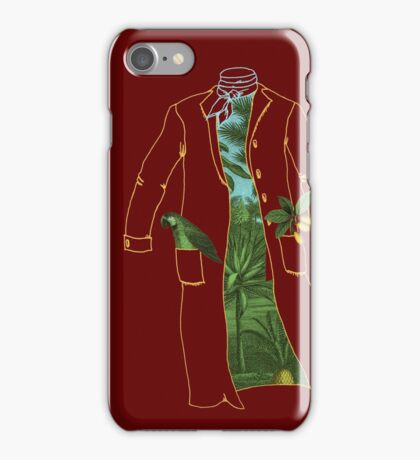 Humboldt's Coat iPhone Case/Skin