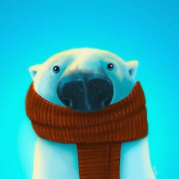 Polar bear by limeart