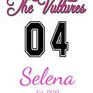 Vultures: Selena by Alina Leffel