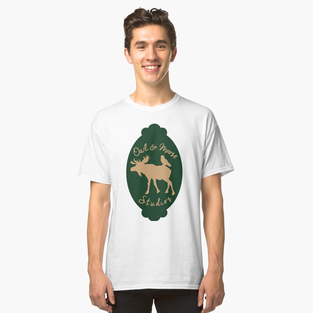 Owl & Moose Studios Classic T-Shirt