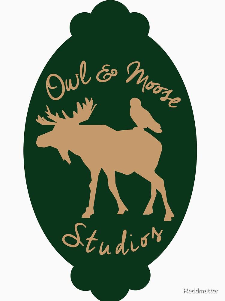 Owl & Moose Studios by Reddmatter