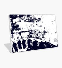 Two Women On The Bridge. Abstract Photography. Laptop Skin