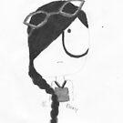Ebony by Alina Leffel