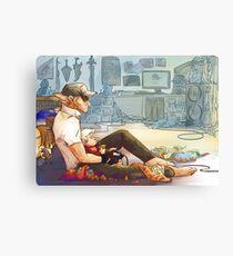 Bros Xbox Canvas Print