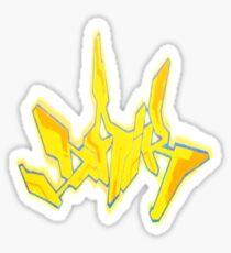 Graffiti Tee 3 Sticker