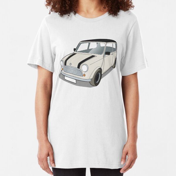 Classic Mini #5 Slim Fit T-Shirt