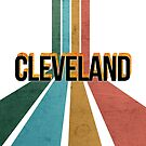 Cleveland by Evan Napholz