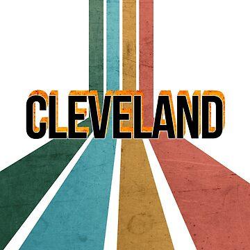 Cleveland by bigeblack
