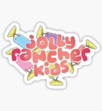 Jolly Rancher Kids - Pattern Graphic Sticker