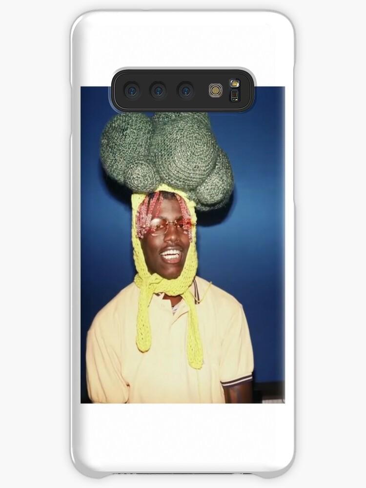 'Big Baby D R A M  Broccoli Head' Case/Skin for Samsung Galaxy by  3footskyscraper