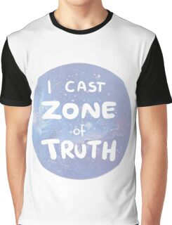 zone of truth Graphic T-Shirt