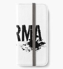 NORMA iPhone Wallet/Case/Skin