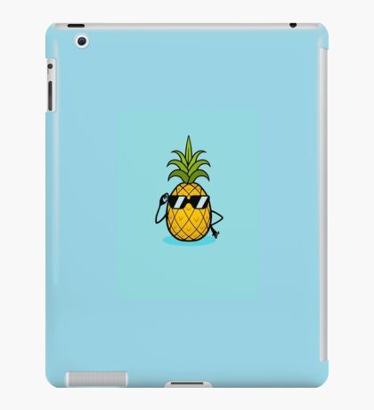 Ananas Cool iPad Case/Skin