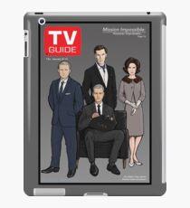 Mission Impossible: Sherlock iPad Case/Skin