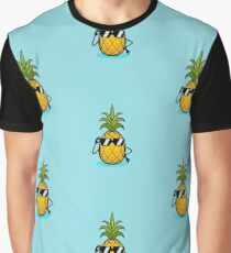 Ananas Cool Graphic T-Shirt