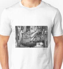 Cobler, old city Nazareth T-Shirt