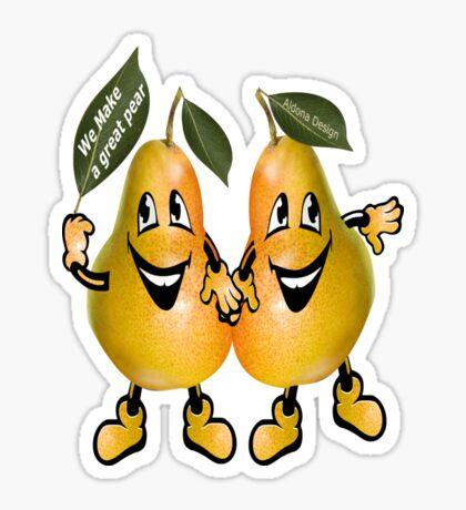 pear Sticker ( 105 Views) Sticker