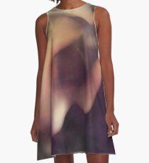Vastness A-Line Dress