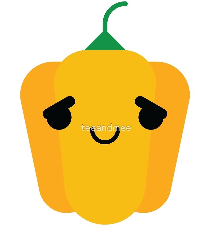 Bell Pepper Emoji Pretty Please\