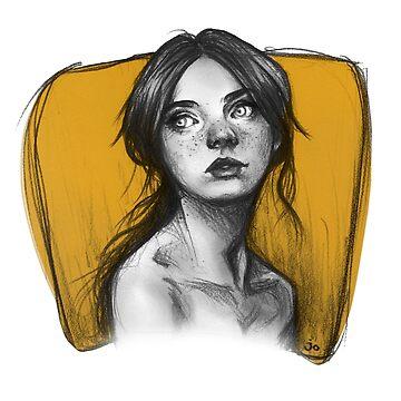 Yellow Orange by jorujam