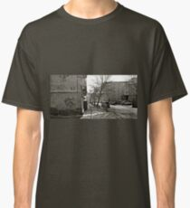 Mongolian Street Scape Classic T-Shirt