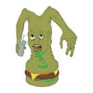 Mutant Man-Burger by Matt Redmond