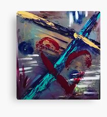 Passion of Christ Canvas Print