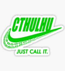 Just call it. Sticker