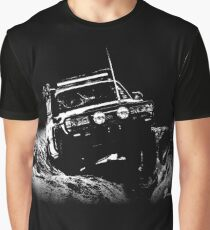 Toyota Landcruiser Graphic T-Shirt