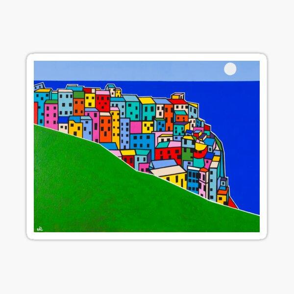 Maybe Manarola Sticker