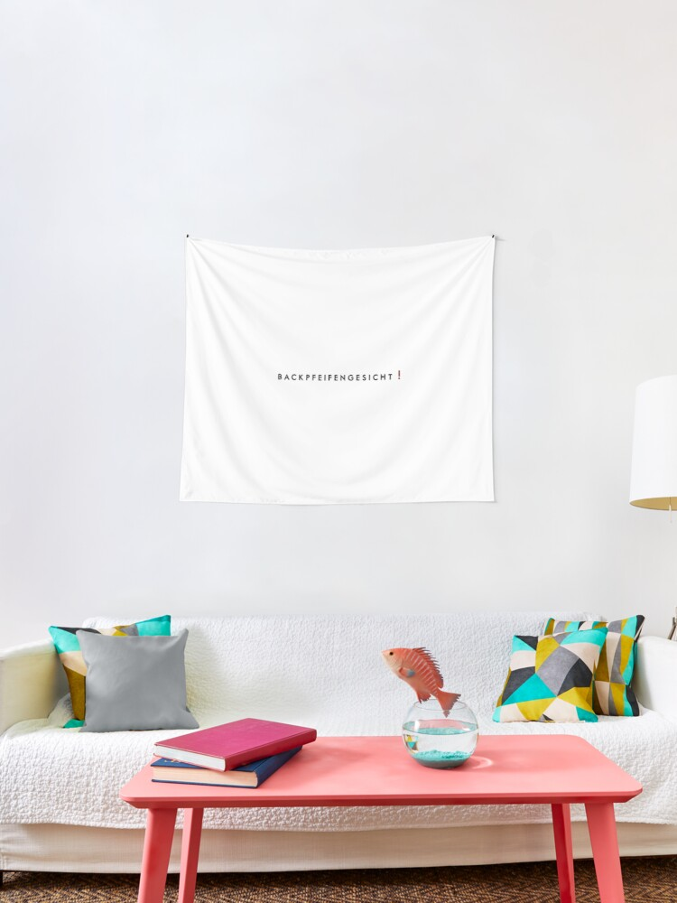 Funny German Word Tapestry By The Flash Redbubble