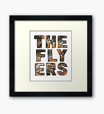 Flyers Framed Print