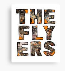 Flyers Canvas Print