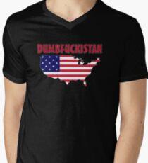 Dumbfuckistan Shirt TShirts Redbubble - Tee shirt us map dumbfuckistan