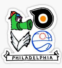 LOVE Philadelphia Sticker