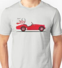 The 1959 TR3A T-Shirt