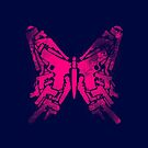Gun Butterfly by R-evolution GFX
