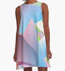 Outdoor Activities 3 A-Line Dress