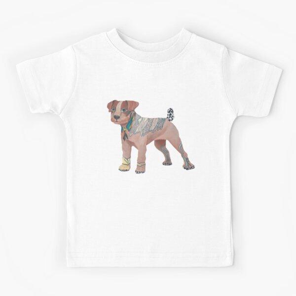 Dog Lovers Kids T-Shirt