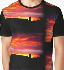 And The Sky Burnt Red [Hull, UK City of Culture 2017] Graphic T-Shirt