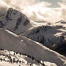 Blackcomb Boundary, Disease Ridge & Fissile by Ryan Davison Crisp