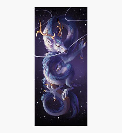 Cosmic Dragon Photographic Print