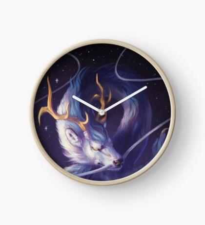 Cosmic Dragon Clock