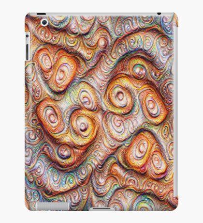 Frozen Abstract Energy #DeepDream #Art iPad Case/Skin