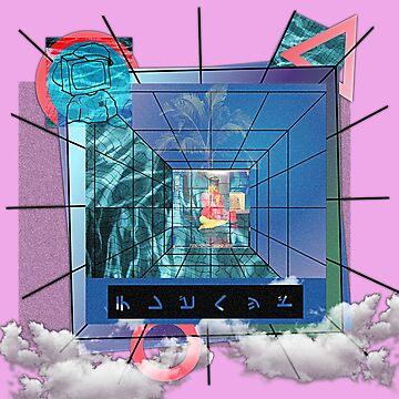 tv head by Bonkatomic