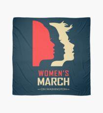 Women's March on Washington Scarf