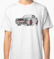 E30 Old School M Classic T-Shirt